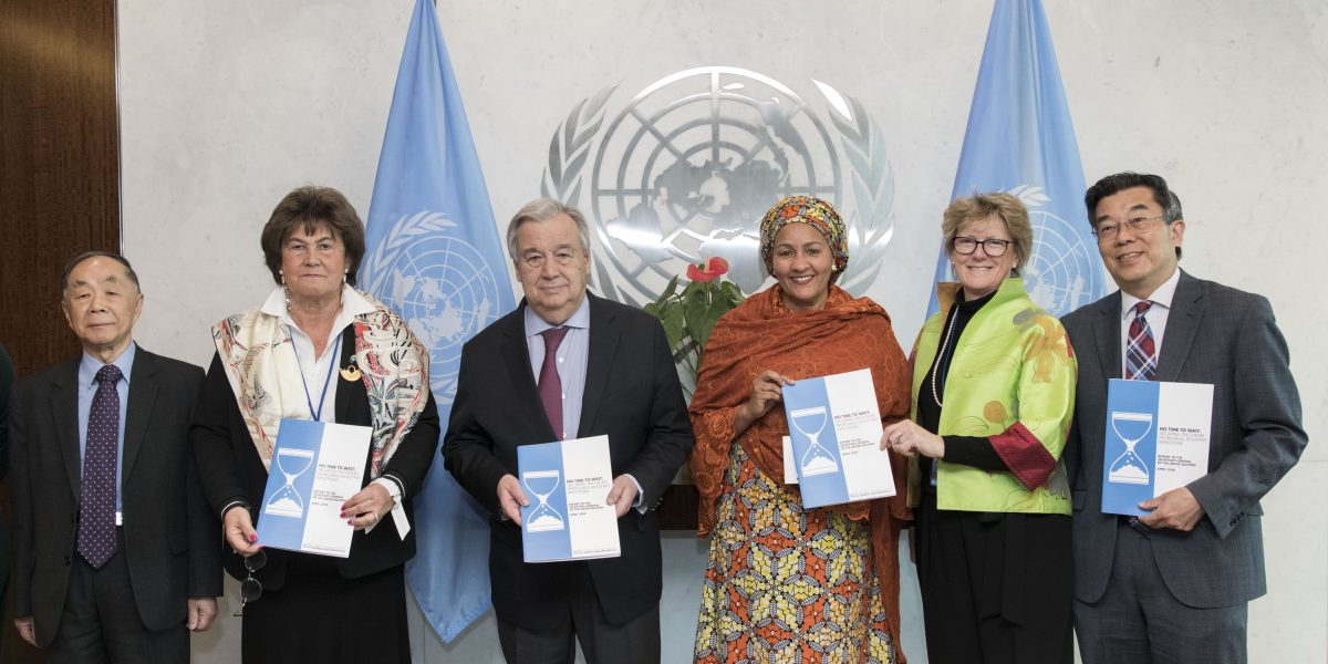 Grupo de Coordinación Interinstitucional de las Naciones Unidas realiza recomendaciones para detener la Resistencia a los Antimicrobianos
