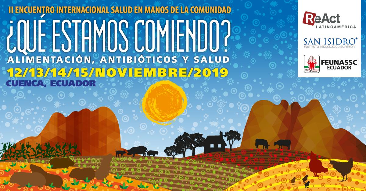 II Encuentro Internacional 'Salud en Manos de la Comunidad'