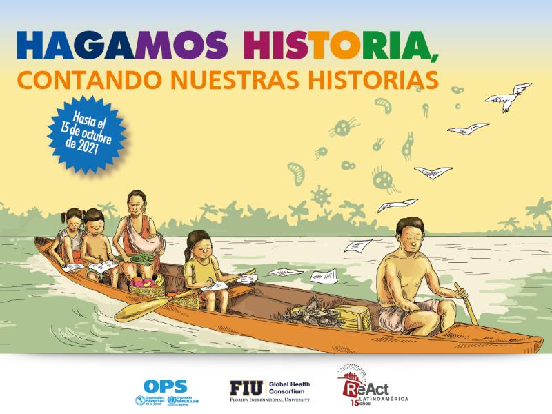 Convocatoria: Hagamos Historia, Contando Nuestras Historias