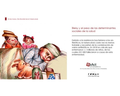 Fact sheet – Día Mundial de la Tuberculosis