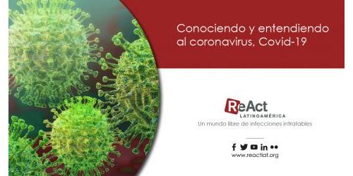 Conociendo y entendiendo al Coronavirus