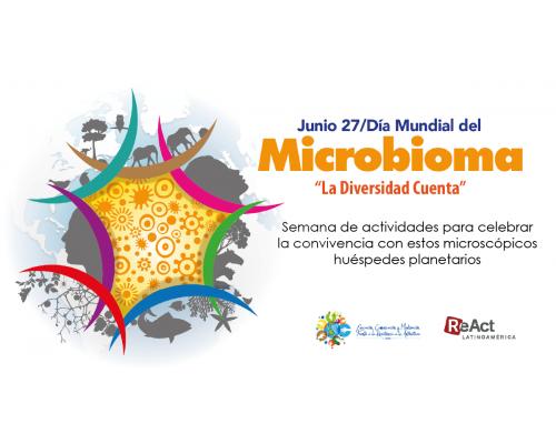 Microbioma, la diversidad cuenta