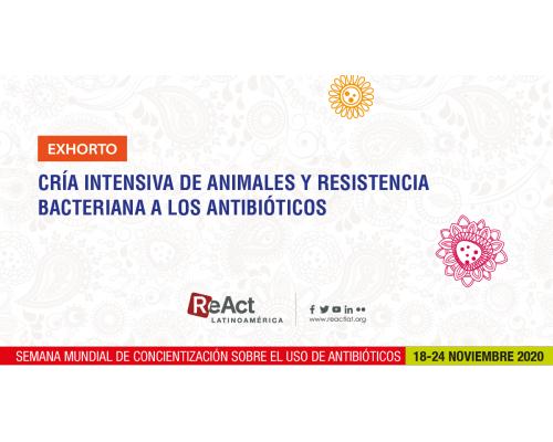 Exhorto   Cría intensiva de animales y RBA