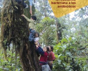 Recuperar la salud integral y la armonía de los ecosistemas, para contener la resistencia  bacteriana a los antibióticos