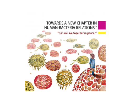 Towards a new chapter in human-bacteria relations